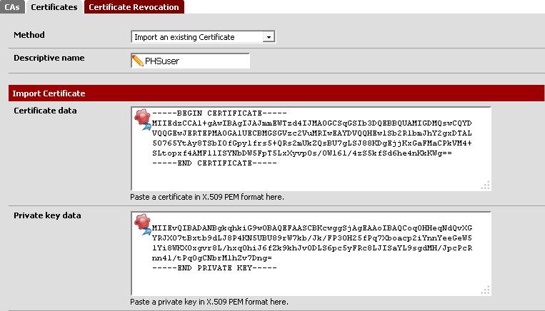N2N zwischen IPfire und pfsense mit openvpn — Portal NET-CRY